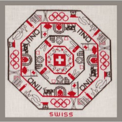 Points Com, grille Swiss (PCO0802)