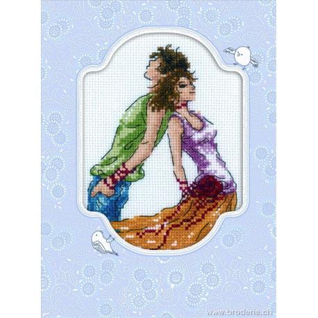 RTO, kit carte de mariage (RTOCH806)