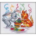 RTO, kit chat et lapin en fête (RTOC115)