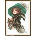 RTO, kit Lady with dog (RTOM478)