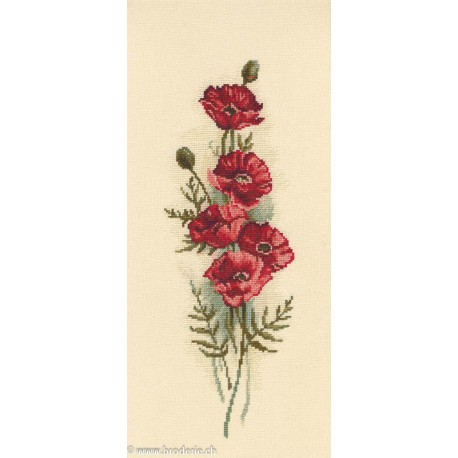RTO, kit Oriental Poppies (RTOM450)
