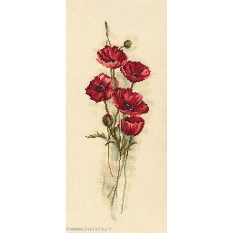 RTO, kit Oriental Poppies (RTOM449)