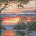 RTO, kit paysage coucher de soleil (RTOC111)