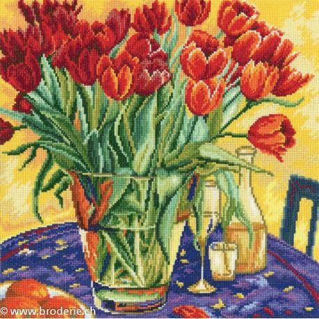 RTO, kit Tulips on the table (RTOM376)