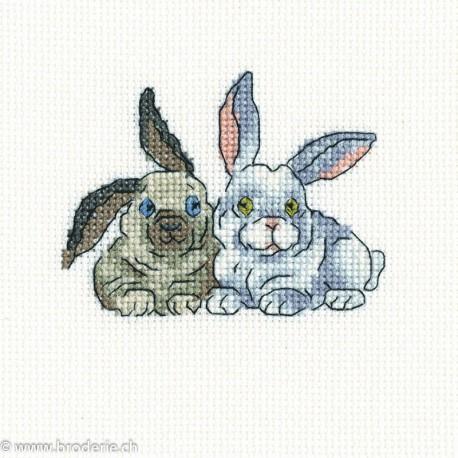 RTO, petit kit Cute Rabbits (RTOH263)