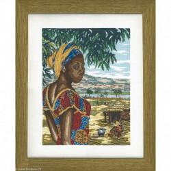 Marie Coeur, kit Africa (MC1974-4418)