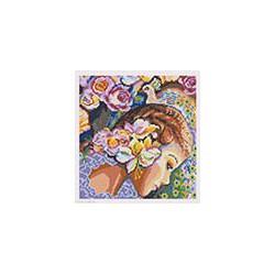 Marie Coeur, kit dels fleurs au Paon (MC1971-4690)