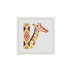 Marie Coeur, kit Girafe (MC1147-4742)