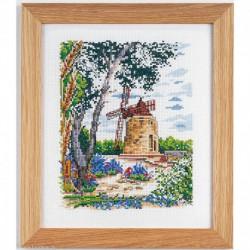 Marie Coeur, kit le moulin d'Alphonse Daudet (MC1989-4134)