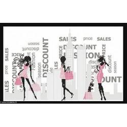 Marie Coeur, kit Shopping (MC1712-4800)