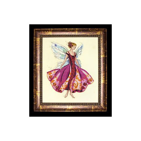 Mirabilia, grille January's Garnet Fairy (MD108)