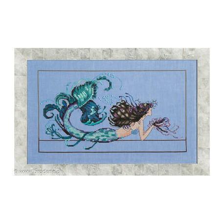 Mirabilia, grille Mermaid Undine (MD134)