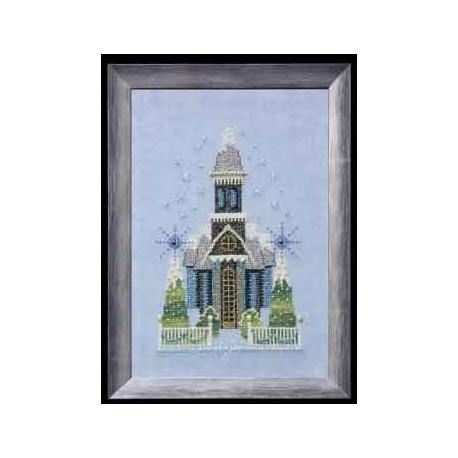 Mirabilia, grille Winter house (NC158)