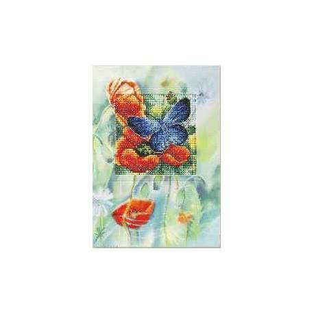 Orchidea, kit Carte de voeux papillon (OR6225)