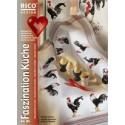 Rico, catalogue de points de croix comptés cuisine (RICO086)