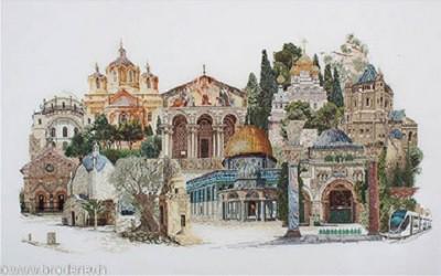 Thea Gouverneur, kit Jérusalem (G0533)