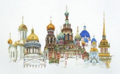 Thea Gouverneur, St-Petersbourg