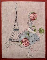 Soizic, grille A Paris (SOI46)